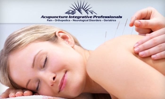 Acupuncture Integrative Professionals - Central City: $39 for a 90-Minute Acupuncture Treatment at Acupuncture Integrative Professionals ($80 Value)