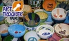 Art Trooper - Mequon: $20 for $40 Worth of Paint-Your-Own Pottery at Art Trooper