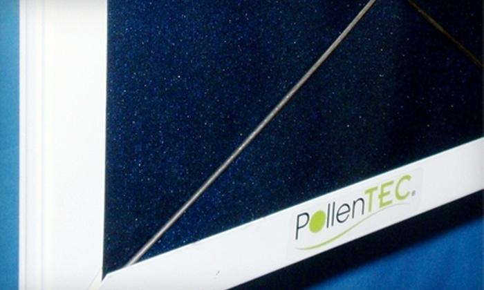 PollenTec: $34 for PollenTec Long Life Air Filter ($69 Value)