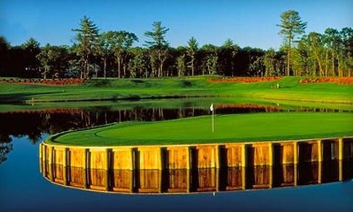 Castle at the Bay - Arkdale: $90 for 18 Holes of Golf and Cart Rental for Two at The Castle Course at Castle at the Bay
