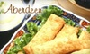 Aberdeen Seafood and Dim Sum Restaurant - White Plains: $12 for $25 Worth of Asian Cuisine and Dim Sum at Aberdeen Seafood and Dim Sum Restaurant