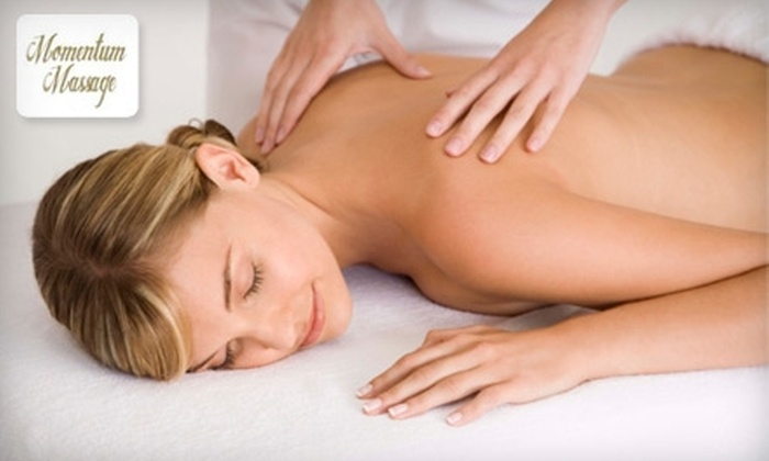 Momentum Massage - Rickarby: $29 for a 60-Minute Swedish Massage at Momentum Massage