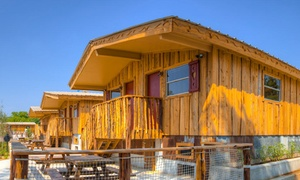 Texas Hill Country Cabins near New Braunfels
