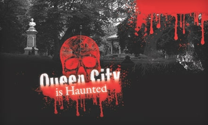 Queen City is Haunted Walking Tour - Over-The Rhine: $10 for One Ticket to Queen City is Haunted Walking Tour