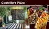 Castrillo's Pizza - Inglewood: $11 for $20 Worth of Pizza and More at Castrillo's Pizza