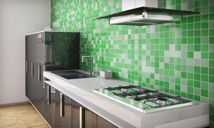 Pittman Cleaning & Restoration - 10: $99 for Home Tile and Grout Cleaning from Pittman Cleaning & Restoration ($225 Value)