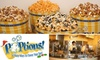 Poptions - Greenville: $12 for $30 Worth of Gourmet Popcorn from POPtions!