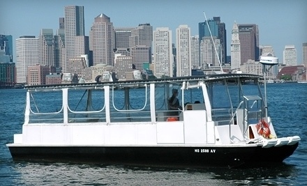 60-Minute Boston Harbor Tour for 2 - Boston Green Cruises in Boston