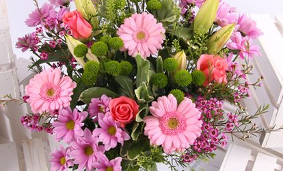 image for Mother's Day Flower Bouquet with Delivery from Mad Flowers (36% Off)