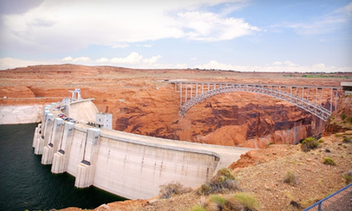 Dean Outdoor Adventure Tours - Rhodes Ranch: $39 for Five-Hour Guided Hoover Dam Trip and Tour from Dean Outdoor Adventure Tours ($79 Value)