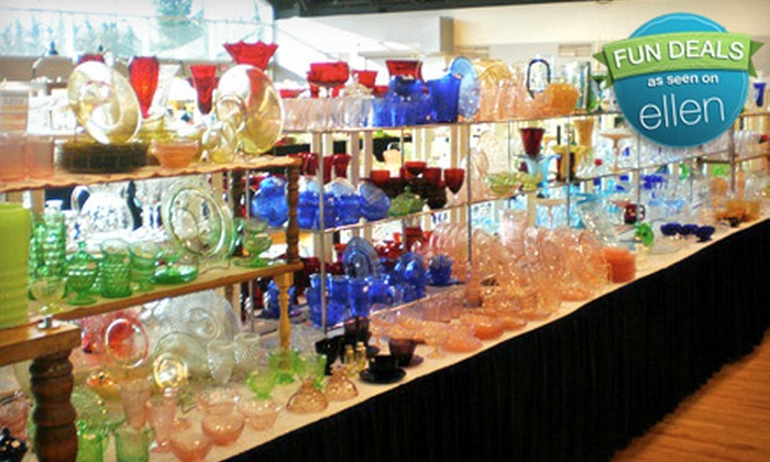 Michigan Depression Glass Society - Dearborn: $5 for One-Day Admission for Two to 39th Annual All Depression and Era Glass Show & Sale ($10 Value)