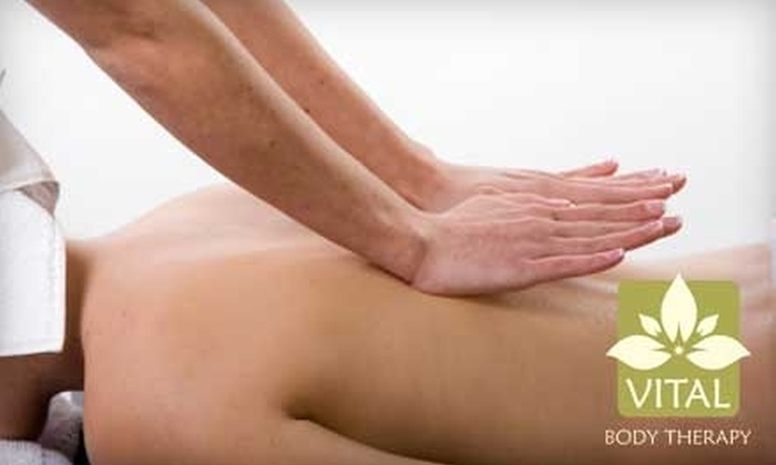 Vital Body Therapy - Eastside: $39 for a 60-Minute Deep Tissue Massage at Vital Body Therapy
