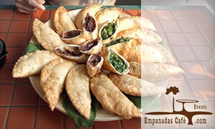 Empanadas Café - New York City: $5 for $10 Worth of Empanadas at Empanadas Café