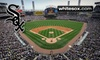 Chicago White Sox - Armour Square: Lower Reserved Ticket and a Two-Hour Patio Party with Buffet and Drinks at a Chicago White Sox Game. Choose from Six Dates.
