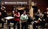 Minnesota Orchestra - Downtown West: $130 for a Pair of Tickets to the Three-Concert Inside the Classics Series from the Minnesota Orchestra ($272 Value)