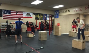 Crossfit Equilibrium: Six Weeks of Unlimited CrossFit Classes at CrossFit Equilibrium in Alpine, CA (65% Off)