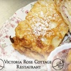 $10 for Cafe Fare at Victoria Rose Cottage
