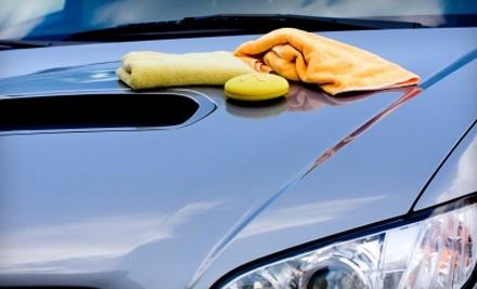 H2O Hand Car Wash and Detail at 500 S Lamar Blvd.: 1 Platinum Package  - H2O Hand Car Wash and Detail in Austin