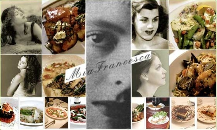 Mia Francesca - Chicago: $15 for $25 Groupon to Mia Francesca