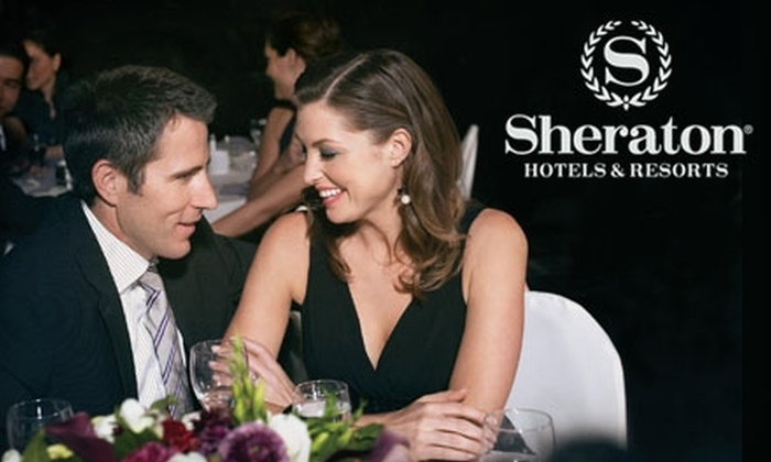 Sheraton West Des Moines - West Des Moines: $119 for a Romantic One-Night Stay with Complimentary Wine, Breakfast, and Chocolate at Sheraton West Des Moines (Up to $250.89 Value)