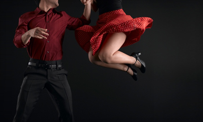 Boulder Swing Dance - Multiple Locations: Dance Package with Four Classes and Two Saturday Dances for One or Two at Boulder Swing Dance (Up to 61% Off)
