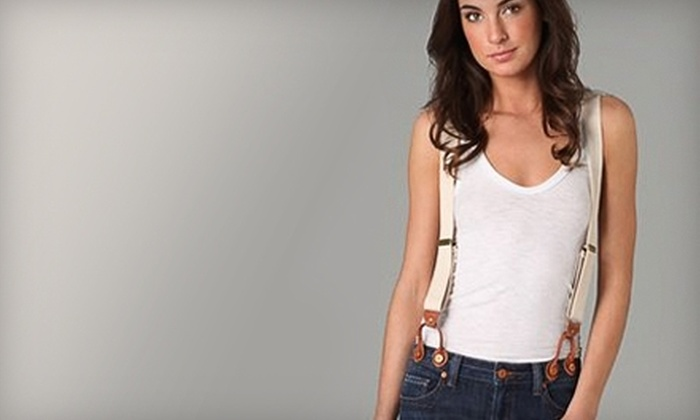 House of Sage - Downtown: $20 for $40 Worth of Eco-friendly Fashion at House of Sage