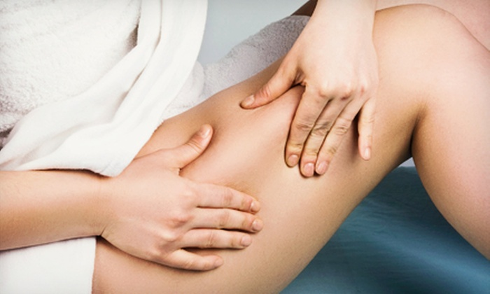 New Body Image - San Diego: Two, Four, or Six Lipo-Laser Procedures with Body Wraps at New Body Image (Up to 82% Off)