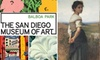 The San Diego Museum of Art - Balboa Park: $39 for One-Year Membership to The San Diego Museum of Art Plus Two Additional Guest Passes