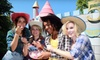 Fairytale Town - Southwestern Sacramento: Children's or Adult Admission to Humpty's Western Round-Up at Fairytale Town on Saturday, June 11 at 6 p.m.