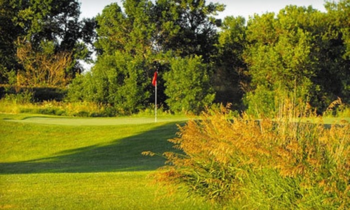 Beatrice Country Club - Beatrice: $49 for an 18-Hole Round of Golf for Two with Cart and Range Balls at Beatrice Country Club (Up to $110 Value)