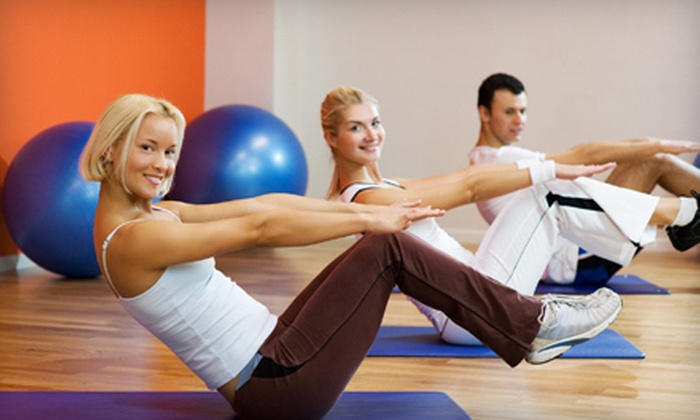 Studio 4 Athletics - Downtown: 10 or 20 Fitness Classes with One Personal-Training Session or a One-Year Membership to Studio 4 Athletics (Up to 78% Off)