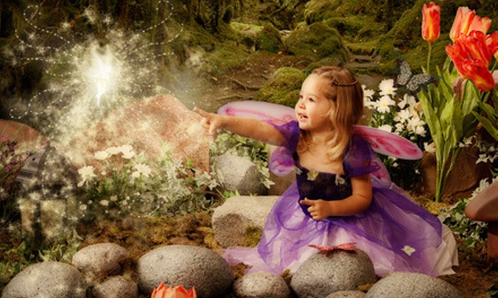 Creative Focus Photography - Whispering Woods: $49 for a Photo Shoot and Custom Portrait Print from Creative Focus Photography ($375 Value)