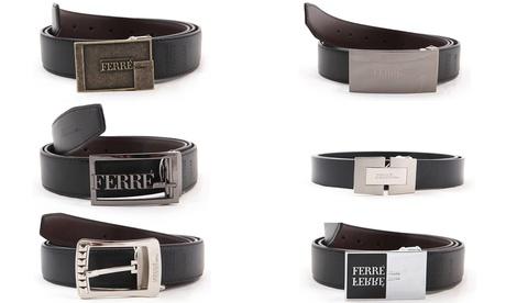 Cintura Ferrè reversibile. Vari modelli disponibili