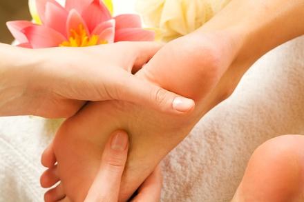 46% Off at sunny massage