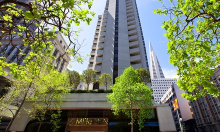 Stay at Le Méridien San Francisco, with Dates into March