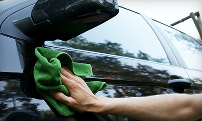 Pandora Auto Detail - Lynnwood: Mini or Full Interior and Exterior Detail, or Three Hand Washes at Pandora Auto Detail (Up to 60% Off)