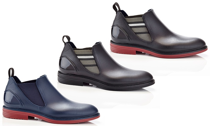 Solo Wolf Men's Rain Boots | Groupon Goods