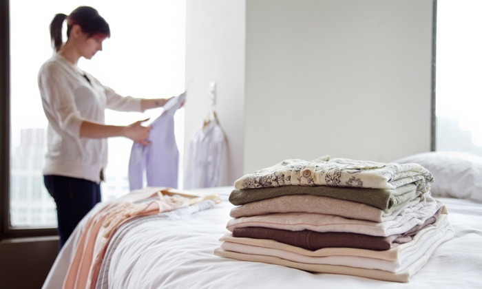 Cleveland Coin Laundry - Multiple Locations: Laundry Services at Cleveland Coin Laundry (47% Off). Two Options Available.