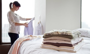 Cleveland Coin Laundry: Laundry Services at Cleveland Coin Laundry (47% Off). Two Options Available.