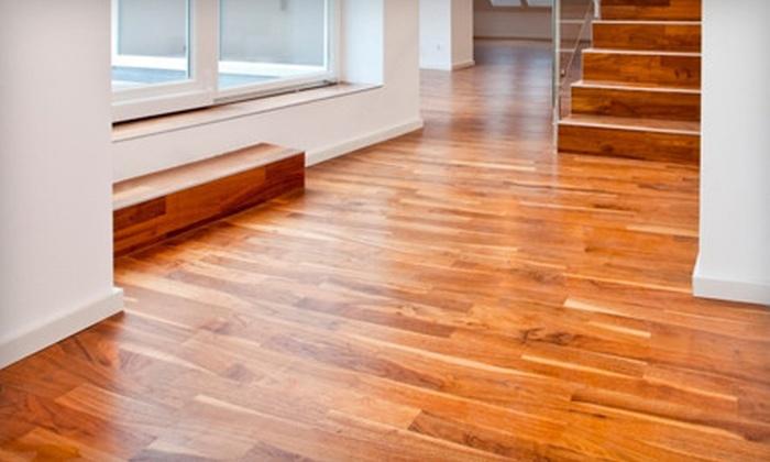 Landmark Flooring - Monee: Flooring and Installation from Landmark Flooring (Up to 67% Off). Three Options Available.