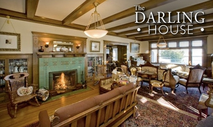 The Darling House Bed & Breakfast - Westside: $110 for One-Night Stay Plus 20% Off Second Night at The Darling House Bed & Breakfast in Santa Cruz