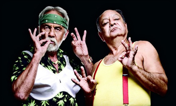 Cheech and Chong - Reno: One Ticket to Cheech and Chong at Silver Legacy Resort Casino on November 19 at 8 p.m. (Up to Half Off). Two Options Available.
