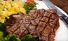 Smedlap's Smithy Restaurant and Tavern - Waterville: $10 for $20 Worth of Upscale Eats at Smedlap's Smithy Restaurant and Tavern