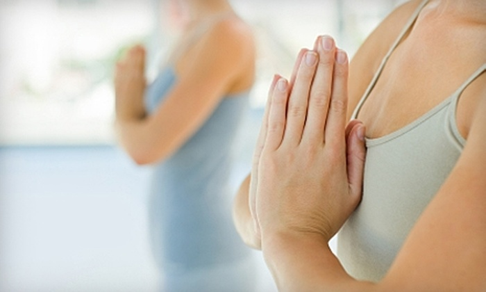 Trinity Yoga Studio - New Port Richey: $29 for One Month of Unlimited Classes at Trinity Yoga Studio in New Port Richey ($99 Value)