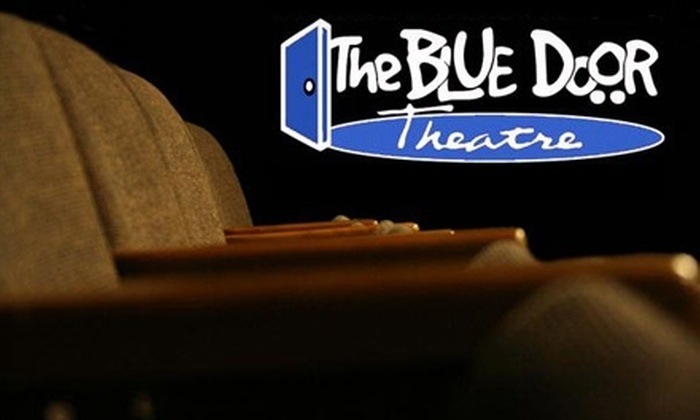 Blue Door Theatre - Northtown: $9 for Two Tickets to a Friday Night Improv Show at the Blue Door Theatre