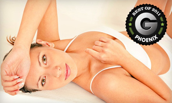 IMAj Institute - Phoenix: Laser and Spa Services at IMAj Institute in Scottsdale (Up to 60% Off). Three Options Available.