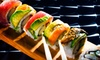 Ikura Sushi Bar - Allen: $24 for a Sushi Dinner for Two at Ikura Sushi Bar in Allen (Up to $53.90 Value)