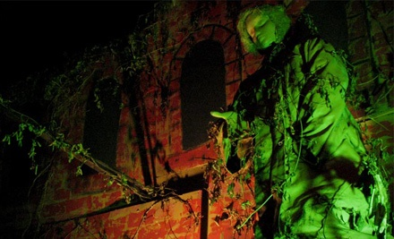1 General-Admission Ticket (a $20 value) - PsychoMania Theater of Terror in Clarksville