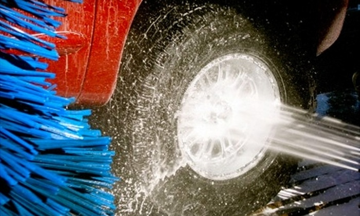 Metro Car Wash - Multiple Locations: Wall Street Hand Wax or Spring Clean Detail Service at Metro Car Wash