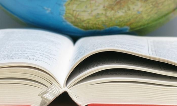 ABC Language School - Menlo Park: $135 for a Six-Week Language Course at ABC Language School ($270 Value)